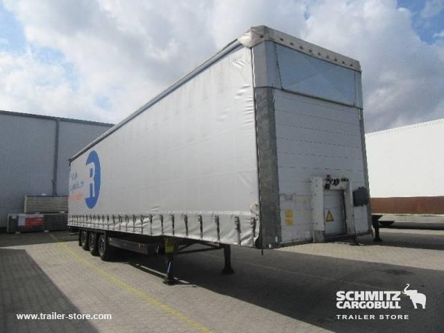 Schmitz Cargobull Tolóponyva Mega - 2013