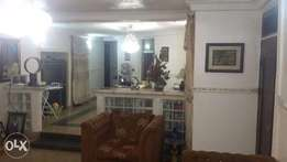 A very Clean 3 bedroom flat at CBN quarters