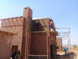 Mkandla construction specializing planting and plastering