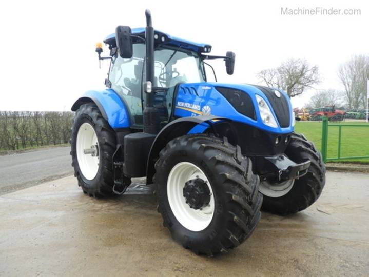 New Holland t7.270 extended warranty! - 2017