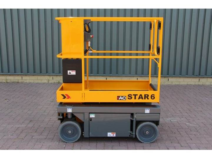 Haulotte STAR 6AC - 2018 - image 5