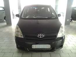 2006 Toyota versso for sale R97000