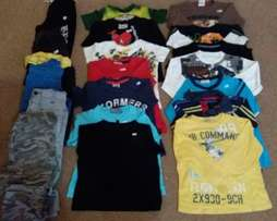 3-4 Years clothes for boys 33 Items for R500