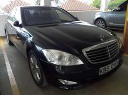 Aisan Owned Mercedez Benz S500 in Immaculate Condition ideal for Expat