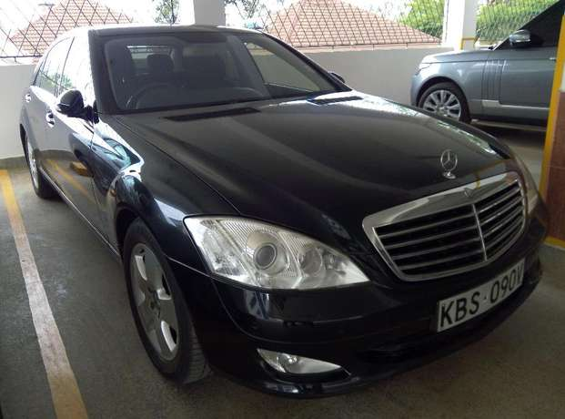 Aisan Owned Mercedez Benz S500 in Immaculate Condition ideal for Expat Westlands - image 1