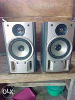 Neat Sony speakers for sale.