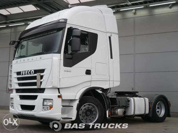 IVECO Stralis AS440S46 - For Import Lekki - image 1