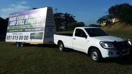 1 Ton bakkie for rent or hire