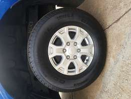 16inch ford ranger rims and tires