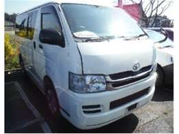 2008 Foreign Used Toyota, HiAce Petrol For Sale - KSh1,850,000