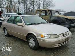 Toyota Camry 1999 Gold