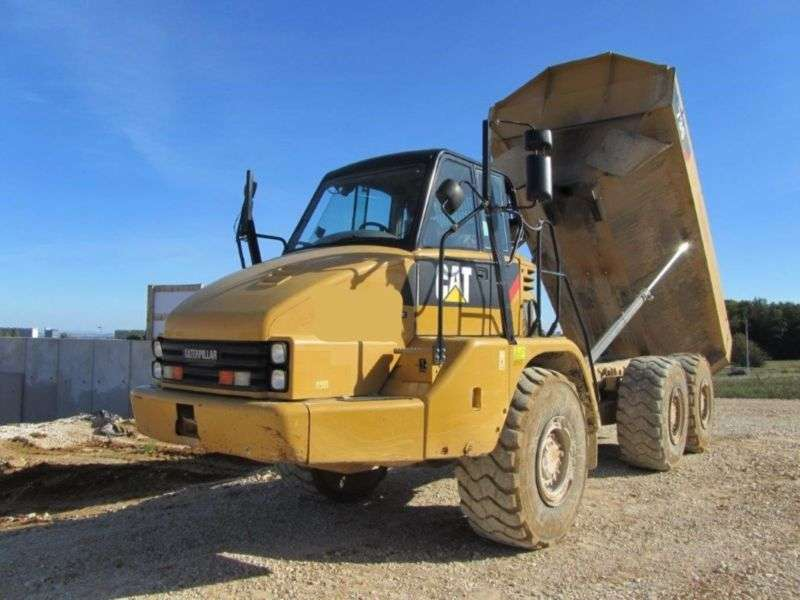 Caterpillar Dumper 730 ** Bj2013* 5740h** - 2013