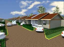 5 houses of 1bedroom in muthaiga nanyuki at 10k/month