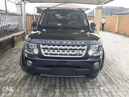Land Rover 2016 Model