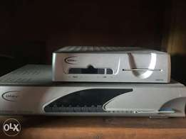 Two DStv Decoders and Dish for sale