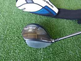 Golf Clubs, TaylorMade SLDR Adjuatable driver