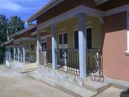 A specious 2bedroomed house fpr rent in kyaliwajjala at 600k