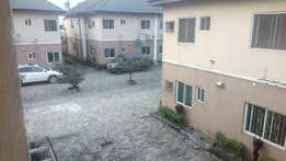 All ensuite 3bedroom flat with visitor's toilet within an Estate