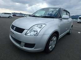 Suzuki Swift 2010 Silver Foreign Used For Sale Asking Price 740,000/=