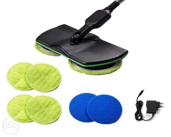 Cordless and Rechargeable Electric SUPERMAID Cleaner – 7.2V