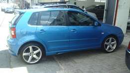 2005 Vw Polo Comfortline 1.6 sport for sale at R75000