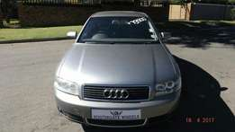 2004 Audi A4 1.8T Multitronic in good condition