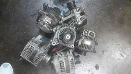 Alternators available for sale