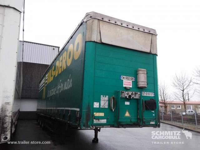 Schmitz Cargobull Semitrailer Rideaux Coulissant Mega - 2008