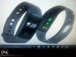 Pedometer Smartwatch Heart rate monitor