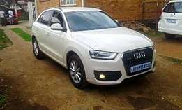 2013 Audi Q3 2.0 Tdi (103kw) Still In Good Condition For Sale