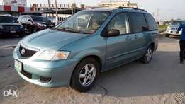 Smooth Driving Nig Used 2003 Mazda MPV Van In Excellent Condition.