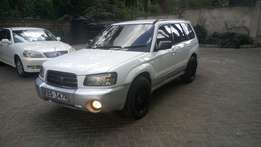 Subaru Forester LLBean,2004,2000cc,auto,non turbo,leather,cln at 745k