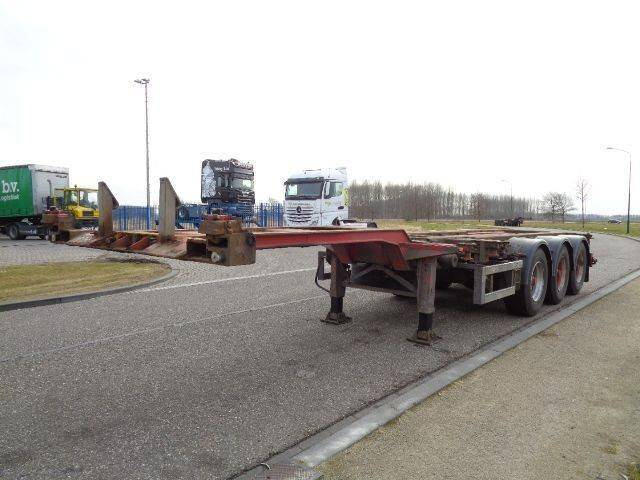 Renders 3-Axle Chassis / BPW / NL Trailer / Extendable / - 2002