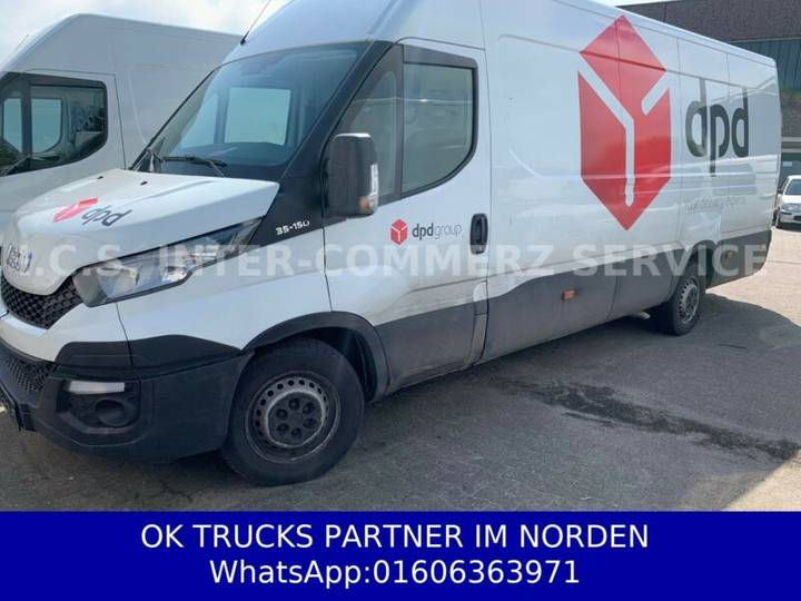 Iveco Daily 35S15V MAXI KLIMA AHK TOP RATE 205- € - 2014