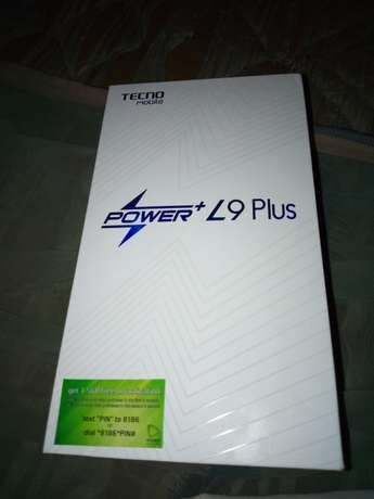 L9 plus still in box Benin City - image 1