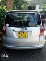 Toyota ractis,as good as new. 1490cc, (owner)