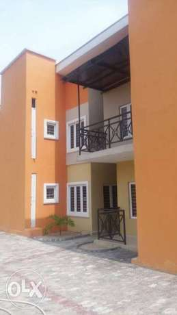 Three wings of detached duplex for sale in an estate at Okota Lagos Lagos Mainland - image 3