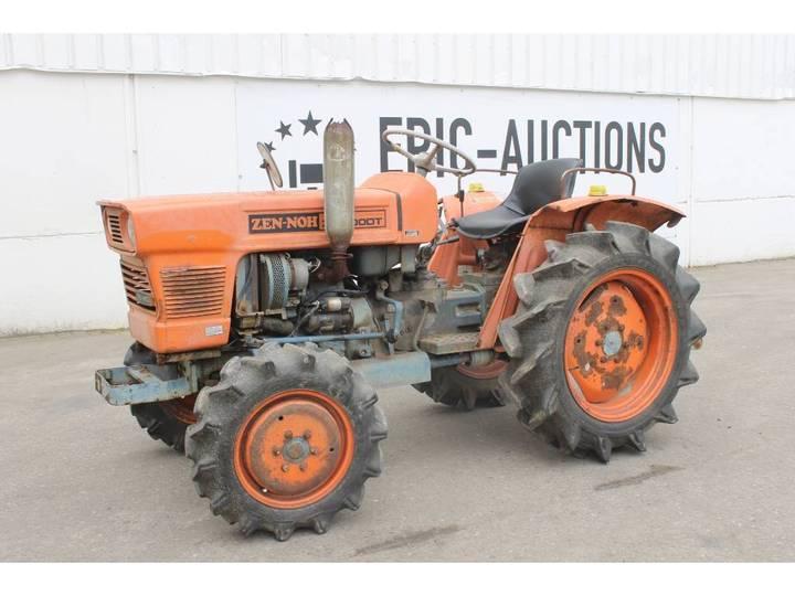 Zen-noh  ZL1500DT Mini Tractor
