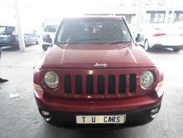 Jeep patiiot 2.4 limited