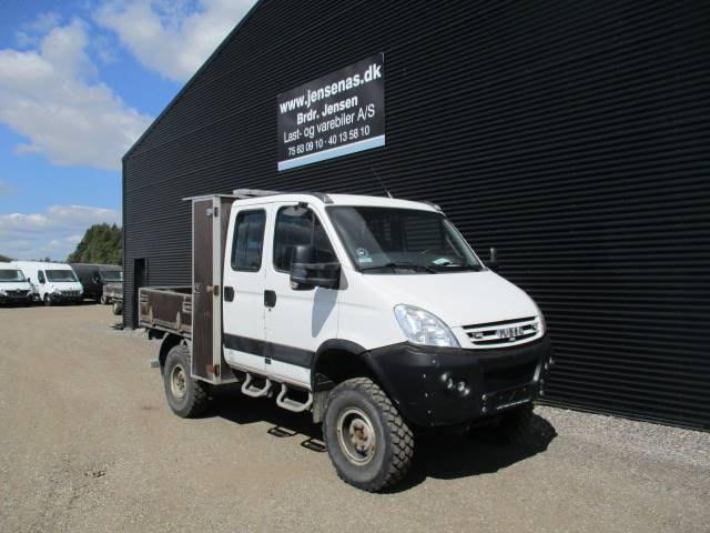 Iveco Daily 55s18 Db.cab M/lad 4x4 - 2010