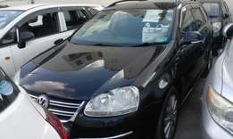 Volkswagen golf red silver n black available 2009