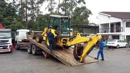 Do you need to transport any of your agricultural, heavy earthmoving e
