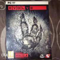 Evolve pc game for sale