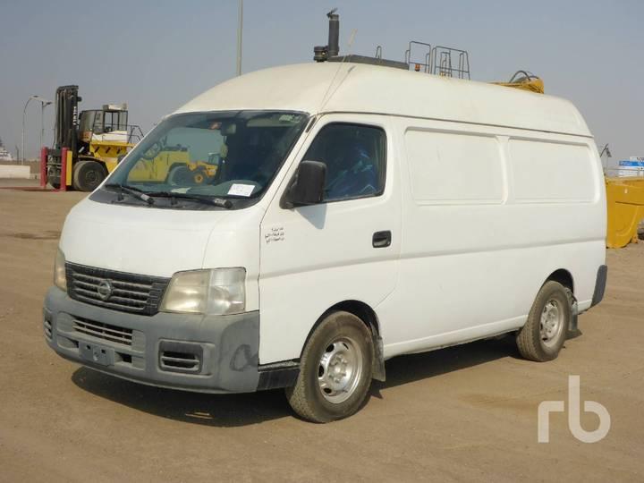 Nissan URVAN 4x2 Cargo - 2006