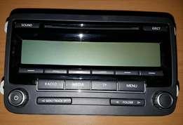 Golf 6 original radio