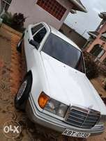 very clean Mercedes w124 for sale