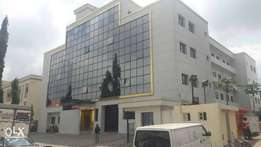 Commercial office complex on four floors. 3,200sqm