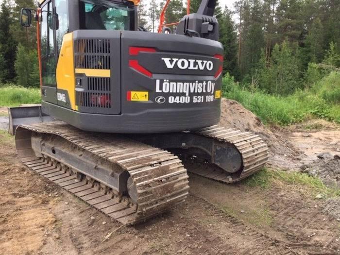 Volvo Ecr145el - 2016