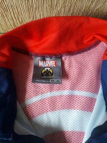 23ed75823 Koszulka MARVEL Kapitan Ameryka r.M 12szt T-shirt sportowa oddychajaca  Józefów - image 3