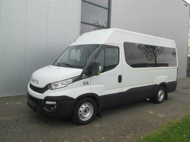 Iveco DAILY 35X130 MANUAL - 2015